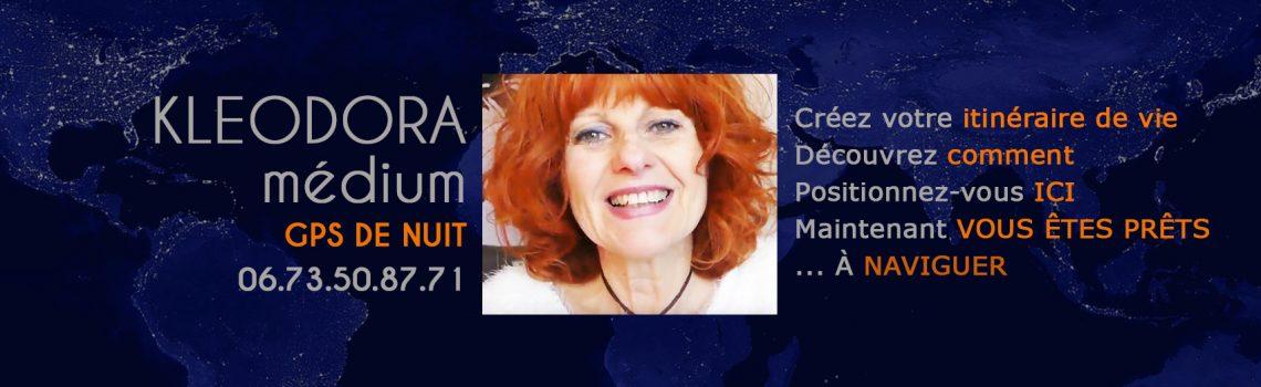 KLEODORA médium pure canal-tarots-numérologie-guérisseuse YouTube Brigitte Crespo